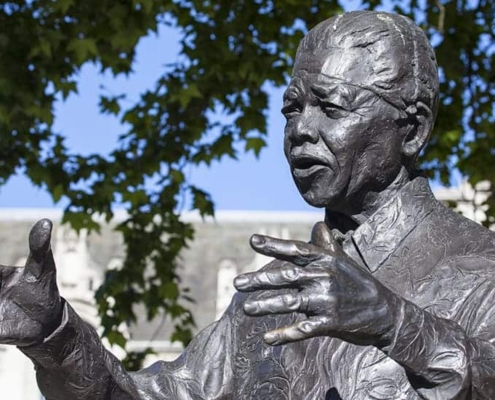 Lessons From Mandela Mary Rafferty Consensus Mediation